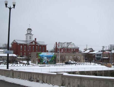 View of Danville