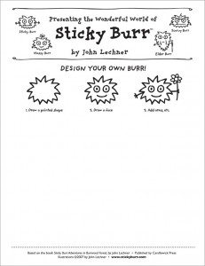 Design Your Own Burr