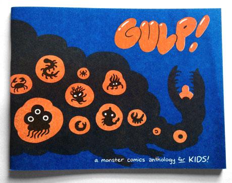 Gulp! cover