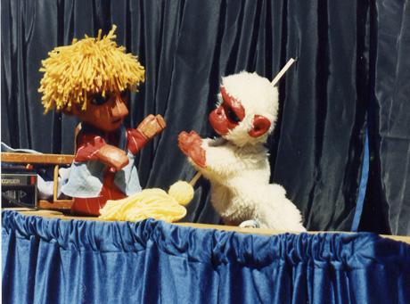 Puppets by John Lechner