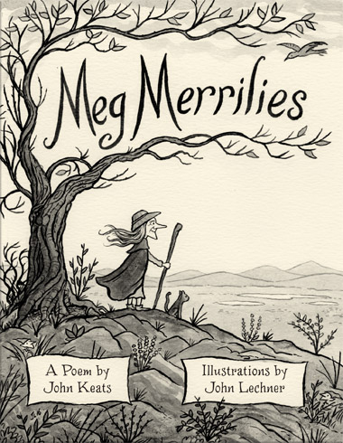 Meg Merrilies illustrated by John Lechner