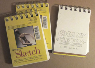 Page-A-Day Flipbook