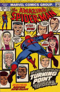 Spiderman comic 121