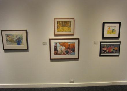 Danforth Museum exhibit 2