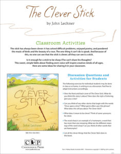 Clever Stick Activity Guide