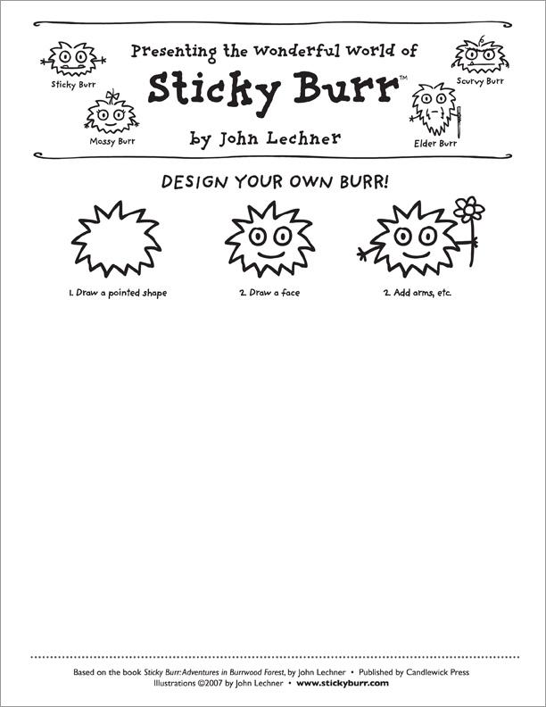 Design Your Own Burr