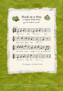 Stuck On A Tree music