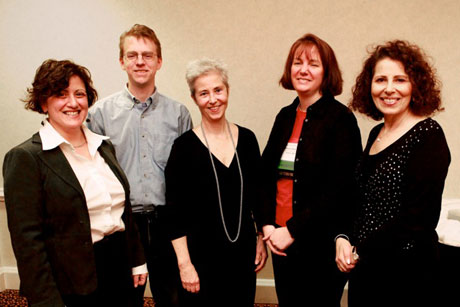 Authors appear at MSLA conference