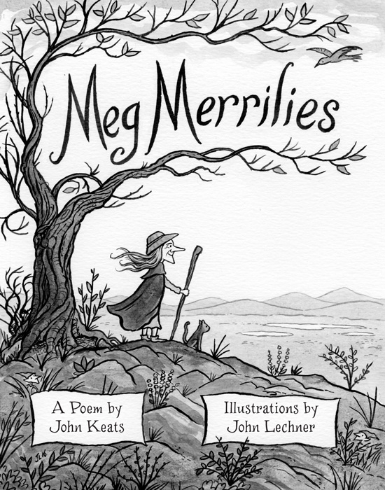 Meg Merrilies front cover