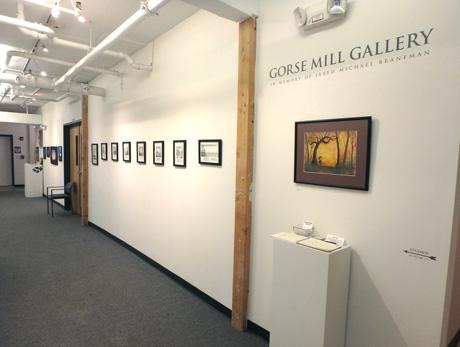 John Lechner exhibit